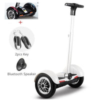10 inch Hoverboard Two wheel Electric Scooter with Bluetooth Speaker+Led Light+Remote key Self balancing Scooter Hoover Board