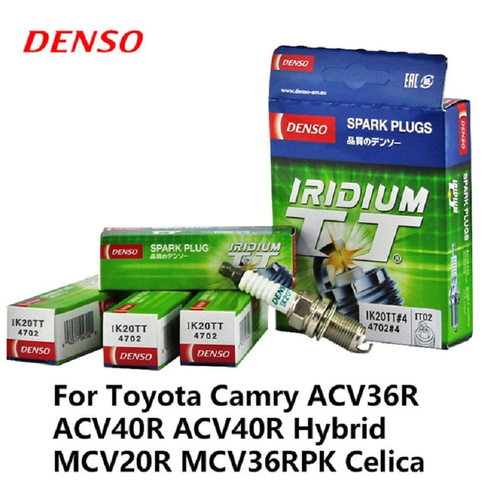 Car Spark Plug Iridium Platinum For Audi A1 A3 A5 Chery Tiggo VW Bora BYD Great Wall Hover