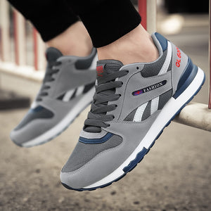 Men Sneakers 2019 New Arrivals Sneakers Mesh Breathable Sports Shoes Outdoor Male Walking Shoes Men Sapatilhas Homem Shoes