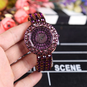 Women Watches Luxury Brand Watch Bracelet Waterproof Dropshipping 2019 Diamond Ladies
