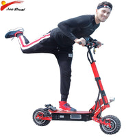 60V5000W Electric Scooter Off Road Motor Wheel 95KM/H Foldable E Scooter electric Skateboard Hoverboad Patinete Electrico Adult