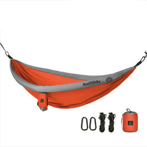 NatureHike Portable Hammock For 2 Person High Strength Outdoor Camping Hanging
