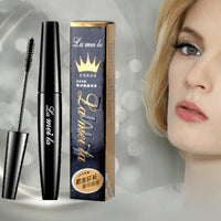 New New Arrival Longwearing Cosmetics 3D Fiber Black Mascara Eyelashes Thick Makeup Eyelashes Waterproof Mascara  #AP5S9
