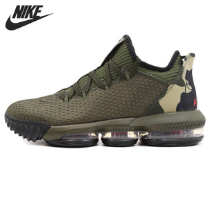 Original New Arrival  NIKE  XVI LOW CP EP  Men's Basketball Shoes Sneakers