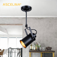 Industrial Pendant Light Vintage Loft pendant light Spotlights American pendant Lamp LED Lamp Restaurant cafe bar decoration