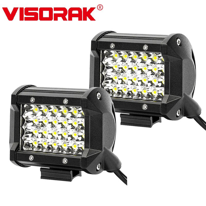 LED Work Light Bar Offroad LED Work Light For Off-road 4X4 4WD Car SUV ATV Motorcycle