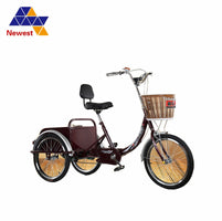 Most popular in china tricycle adult/pedicab for sale