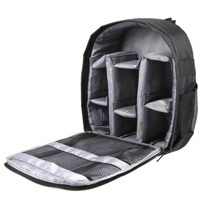 Multi-functional Camera Backpack Video Digital DSLR Bag Waterproof Outdoor Camera Photo Bag Case for Nikon Canon Sony Photo Bag