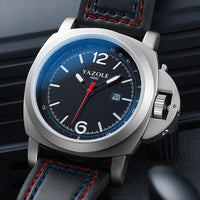 Mens Watches Top Brand Luxury YAZOLE Watch Men Multi-function Dial Waterproof Luminous Male Clock Fashion Business Watches 2019