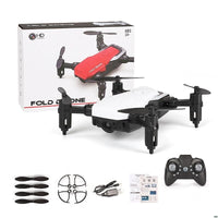 Mini LF606 Foldable Wifi FPV 2.4GHz 6-Axis RC Quadcopter Drone Helicopter Toy easy adjust