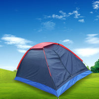 Lixada Camping Tent Travel For 2 Person Tent for Winter Fishing Tents Outdoor Camping Hiking with Carrying Bag
