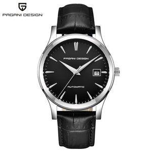 2019 new Ultra-thin simple classic men mechanical watches business waterproof watch luxury