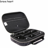 brave heart Travel Storage Collection Bag Carrying Case For Gopro Hero 5 4 3 Sjcam Sj4000 Xiaomi Yi 4k camera accessories