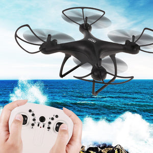 X1 Drone with Camera 2.4G 720P  Wifi FPV 20mins Flying-time Drone Altitude Hold One Key Return RC Quadcopter for Beginners