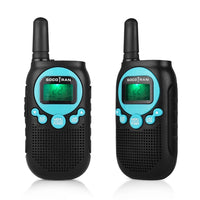 top gift walkie talkies for kids SC-R40 child walkie talkie two way radio 0.5W  VOX with privacy code & rechargeable battery