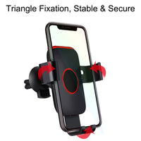 Fimilef Universal Car Phone Holder Air Vent Phone Holder Mobile Stand for iPhone Huawei Cell Phone Bracket Clip Car Accessories