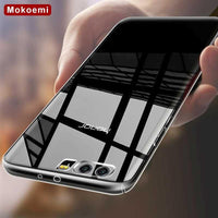 "Mokoemi Ultra Thin Slim Clear Soft TPU 5.15""For Huawei Honor 9 Case For Huawei Honor 9 Phone Case Cover"