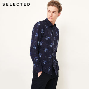 SELECTED   leisure long-sleeved shirt