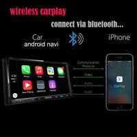 wireless CarPlay Smart Link USB Apple CarPlay Dongle for Android Navigation Player system Stick with Android Auto