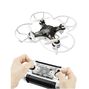 FQ777-124 RC Drone Pocket 4CH Mini Drone 6 Axis Gyro Helicopter Toys Mini Quadcopter Switchable Controller/3D Flip Headless Mode