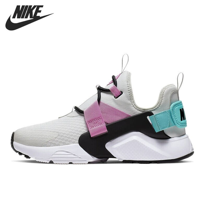 Original New Arrival NIKE W AIR HUARACHE CITY LOW Women's Running Shoes Sneakers