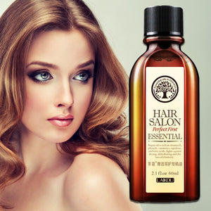 1piece Brand Multi-functional Hair & Scalp Treatments Hair Care Moroccan Pure Argan Oil Hair Essential Oil For Dry Hair Types