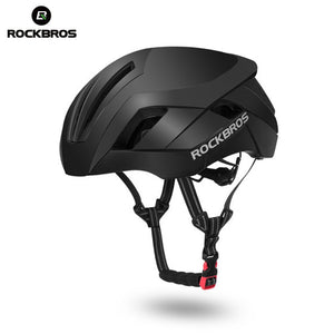 ROCKBROS 3 in 1 Pneumatic Sports Helmets Reflective MTB Road Bicycle Bike Helmet Safety Light Integrally-