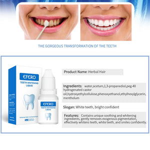 Practical Cleaning Teeth Remove Tooth Stains Teeth Whitening Essence useful teeth whitening strips blanchiment dentaire