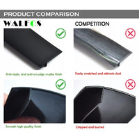 WALFOS 2 Pcs / lot Silicone Stove Counter Cover Lacuna Flexible Silicone Gap Sealing Covers The Opening