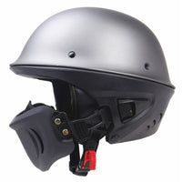 ZOMBIES RACING Style Rouge Helmet DOT Motorcycle helmet multi function open