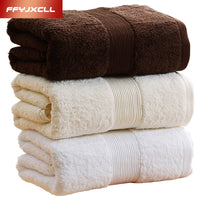 Luxurious Enjoyment Towels Bathroom Plain Solid Color 180*80cm Large Size 1020g 100%Cotton Bath Towel 1 Piece