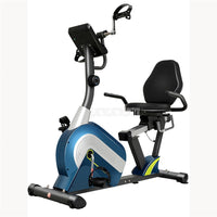 JTH-735R Indoor Exercise Bike Trainer Middle Aged and Old People Rehabilitation Training Bicycle Road Bike Cycling Trainer