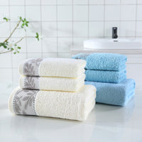 Pure Cotton A Class Bathroom Towels Men Women Absorbent Large Towel Home Quick-drying Thickening Towels Bath Towels Set