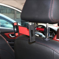 CellPhone Tablet PC Car Back Seat Headrest Mount Stands Holder for iPad 2 3/4 Air 1 2 iPad mini 1/2/3/4 SAMSUNG Mipad 2 Bracket