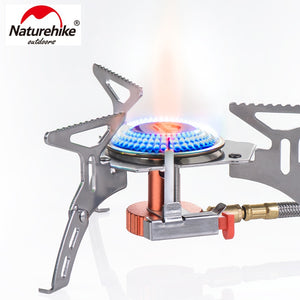 Naturehike Split Outdoor Burner Collapsible Multi-function For Picnic Camping NH15L399-T