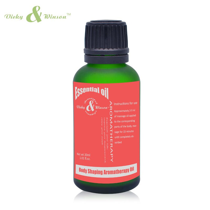 Vicky&Winson Body Shaping Compound essential oil Effective firming loose skin Enhance skin