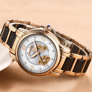 SUNKTA2019 New Listing Rose Gold Women Watches Quartz Watch Ladies Top Brand Luxury Female Watch Girl Clock Relogio Feminino+Box