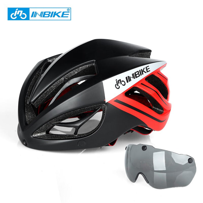 INBIKE Bike Helmet Bicycle MTB Road Helmet Cycling Helmet Bike Accessory casco capacete