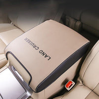 for Toyota Land Cruiser 200 LC200 2008 2009 2010 2011 2012 2013 2014 2015 2016 2017 2018 Leather Car Armrest Case Cover
