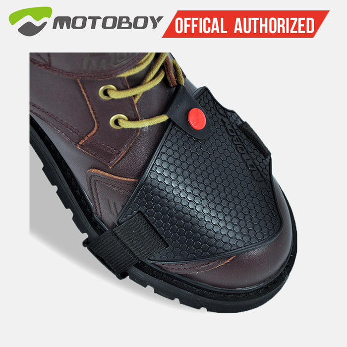 MOTOBOY motorcycle hanging gear shoes rubber motorcycle riding shoes boots hanging