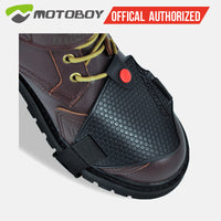 MOTOBOY motorcycle hanging gear shoes rubber motorcycle riding shoes boots hanging rubber protection sleeve gear protection