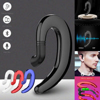 Bone Conduction Wireless Bluetooth 4.2 Headset Stereo Sports Headphone Universal