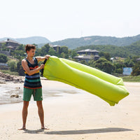 Naturehike Outdoor Portable Waterproof Inflatable Air Sofa Camping Beach Sofa Foldable Lounger NH18S030-S