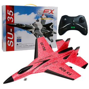 SU-35 RC Remote Control Helicopter Plane Glider plane EPP Foam 3.5CH 2.4G Toys radio-controlled helicopter drones profesional