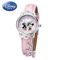 100% Genuine Disney Brand Watches Frozen Sophia Minnie Watch Fashion Luxury Watch Men Girl Wrist Watch 2018 Hot Sell
