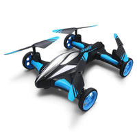 JJRC H23 RC Drone Four-Axis Aircraft Car Dual Mode RC Helicopter Aerial Quadcopter One-key