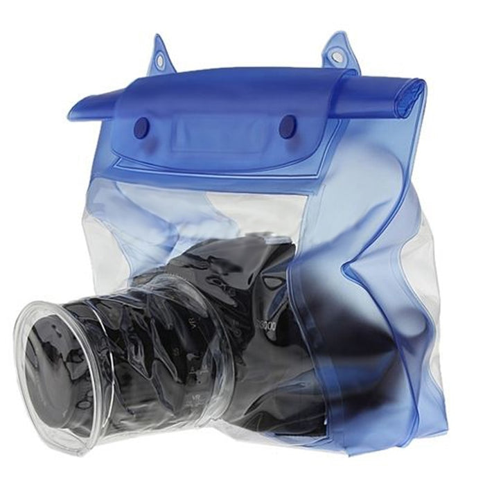 Waterproof Transparent Camera Case for Canon DSLR SLR Underwater Housing Pouch