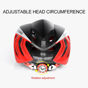 INBIKE Helmet Cycling Bike Ultralight helmet Integrally-molded Breathable Riding Mountain Road Bicycle MTB Helmet Safe Men Women