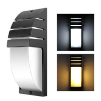 LED COB wall lamp AC 85-265V modern minimalist wall lamp outdoor 12W waterproof IP65 home corridor balcony decorative lights