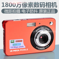 protax 2.7 inch Ultra-thin 18 MP Hd Digital Camera Children's Camera Video Camera Digital Students Cameras Birthday Best Gift